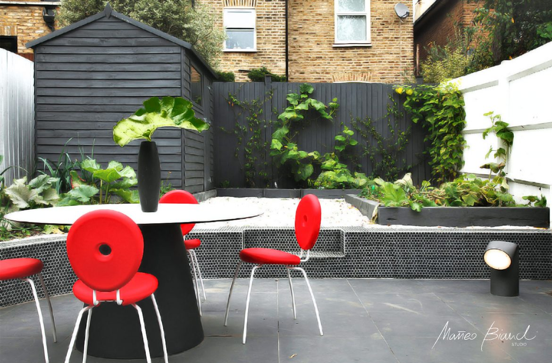 design garden London Matteo Bianchi