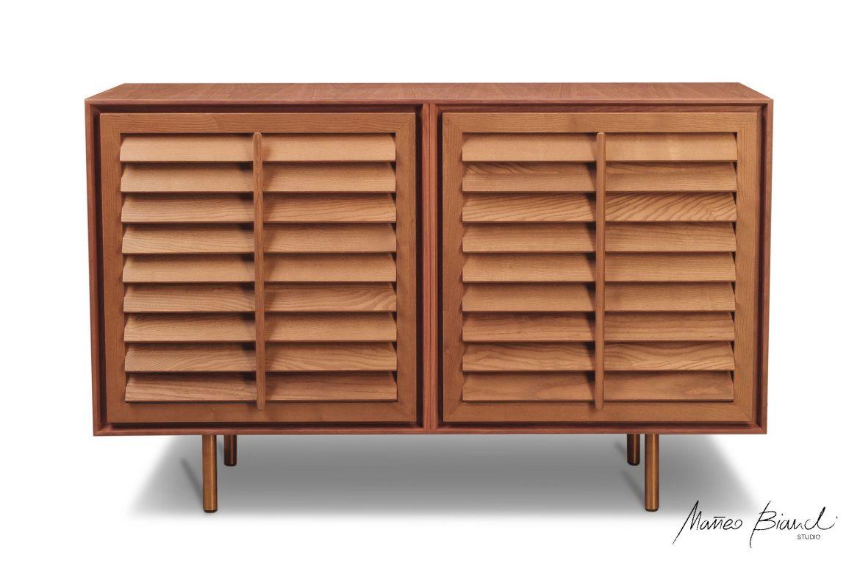 design cupboards Italian style Matteo Bianchi