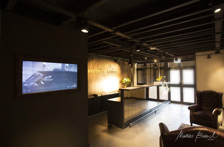 Bath office interior design car models