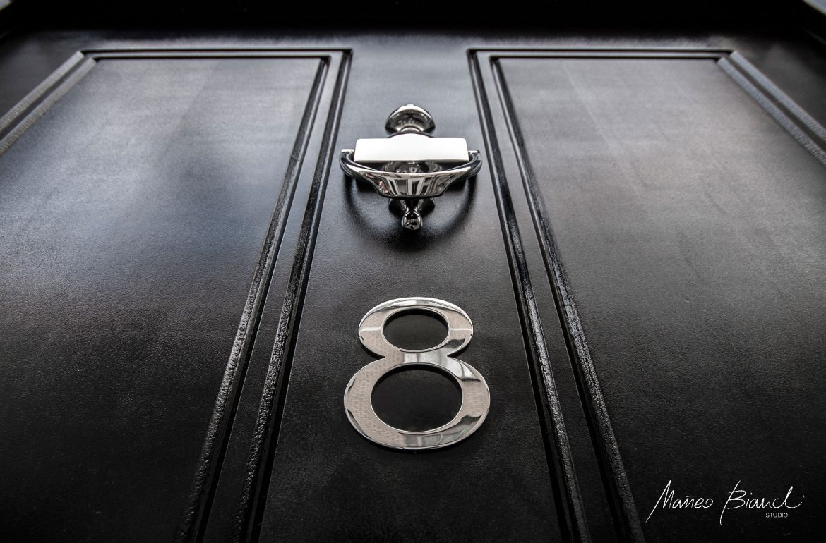 black door London Interior design luxury
