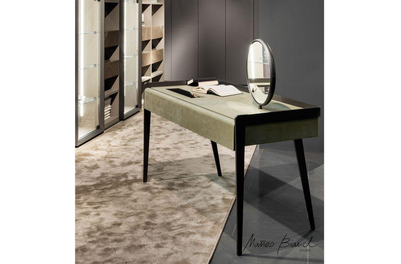 Juliette Tisettanta Design Matteo Bianchi make up corner