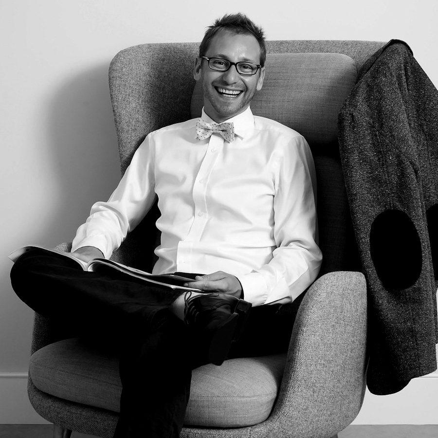 Matteo Bianchi - Interior Designer London